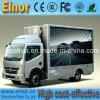 Afficheurs LED mobiles antichoc de camion de la publicité P10 extérieure