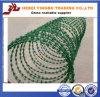 Rete fissa rivestita rurale duratura della maglia del filo del rasoio del PVC