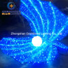 LED Acrylic Lighted Motif Shell per Christmas Holiday Decoration