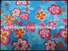 230T 100%年のポリエステルあや織りのモモの皮75D * 150D花によって印刷される生地の印刷(FKQ130704036)
