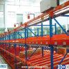 Estante de acero ajustable del almacenaje del flujo de plataforma