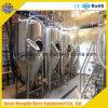 Sistema micro de la cervecería de la cerveza del equipo de la fabricación de la cerveza del acero inoxidable