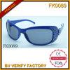 PC Frame avec le courant alternatif Lens Sunglasses pour Kids (FK089)