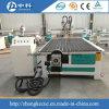 Машина маршрутизатора CNC независимо двойных шпинделей деревянная с Rotaries