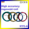 Accuracy elevado Coil Flexible Rogowski Coil Hyc-a em Relay Protection