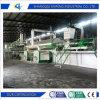 Plástico continuo de la tecnología diseño principal de la buena calidad del nuevo que recicla la maquinaria