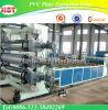 Ligne ligne d'extrusion de plat de PVC de feuille de PVC