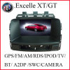 Buick-Excelle XT/GT (K-951)の車のDVDプレイヤー