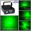 demostración verde de la luz laser 20mw