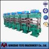 Máquina de moldeo de caucho / placa de vulcanización Press