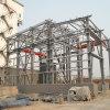 Gruppo di lavoro dell'installazione della costruzione della struttura d'acciaio