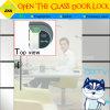 Zks-M1 New 2014 Electronic Glass Door Lock с Emergency Key