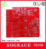 Rote Tinte PWB-Leiterplatte-Herstellung