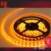 High Brightness 60LED/Meter Waterproof Yellow 3528 SMD LED Strip Light