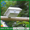 Giardino solare Lamp LED Fence Light di Powered 4 LED Outdoor Lights LED con PIR Sensor IP44 Solar Lighting