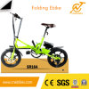 2017 bici eléctrica del modelo nuevo, bici plegable de E