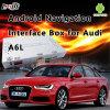Interfaz video del sistema androide del GPS para Audi A6l 3gmmi