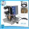Troqueladora semi automática de la fecha de vencimiento del número de tratamiento por lotes de la porción/troqueladora de la fecha de vencimiento (HP-241B)