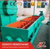 Mixer van de Peddel van de Schacht van het cement de Materiële Dubbele voor Chemische producten