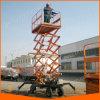 4-20m das elektrische Mobile Scissor Aufzug-Tisch mit breitem Gebrauch