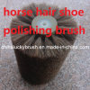 Caballo Hair Round Brush para Shoe Polishing Machinery (YY-339)