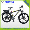 Bicicleta de montanha elétrica principal de Shuangye A6 do estilo da promoção