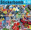 Hotsale Air Free Bomb Sticker 1.52mx30m