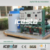 Icesta 15 Tons Dry Flake Ice Machine для рыбозавода