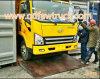 Camion à benne basculante léger tout neuf de sable de FAW