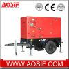 Aosif Mobile Generator, Power Generator mit chinesischem Brand.