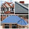 Feuille en plastique de toit colorée par temps de longue vie