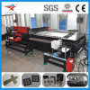 Máquina de corte por laser de tubos de sistema de controle numérico (TQL-MFC1000-GB6015)