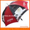 Costume impresso anunciando o guarda-chuva