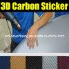3D Texture Carbon Fibre Wrap Sticker Film All Colours Available