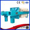 Machine de filtre à plaque d'huile de tournesol d'acier inoxydable