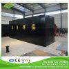 Los chinos juntan el equipo de las aguas residuales para eliminar las aguas residuales de la impresión y del teñido