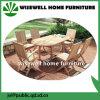 Type en bois pliant les meubles extérieurs