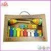 4 PCS Conjunto de Juguete Musical de Madera (W07A022)