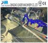 Machine d'extrusion de tuyau d'aspiration renforcée par spirale de PVC