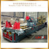 Prezzo poco costoso orizzontale pesante della macchina del tornio di alta efficienza di C61400 Ghina