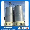 silo de aço da grão do silo do milho do milho 1000t com base cónica