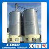 1000tトウモロコシのトウモロコシのサイロの円錐ベースが付いている鋼鉄穀物貯蔵用サイロ