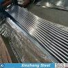 Hoja de acero acanalada galvanizada del material para techos con buen precio