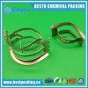 Alta calidad en acero inoxidable 316L 304 Intalox metal Soportes de columna de rectificación