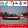 중국 Truck와 Sale를 위한 Trailer 3 Axle Low Bed Trailer