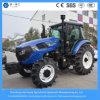 Alimentador de Weichai Deutz/Yto de la agricultura de la granja de China 125HP 4X4 con las herramientas