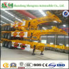 3 de Semi Aanhangwagen van het Skelet van de as voor Container