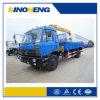 Camion de grue de chargement de Dongfeng 5t XCMG Sq5sk3q