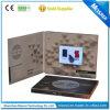 Перезаряжаемые поздравительная открытка LCD видео-, 4.3  брошюры LCD