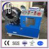 Máquina de friso personalizada manufatura da mangueira do controle da tecla